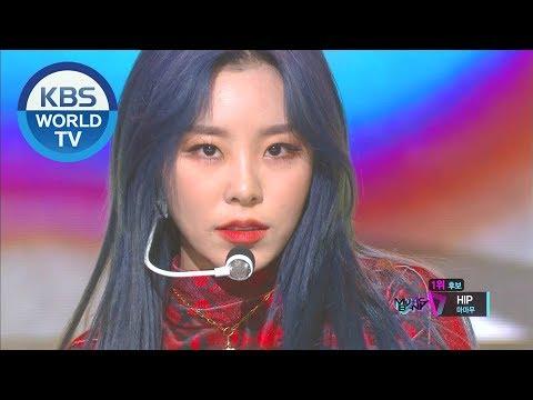 MAMAMOO (마마무) - HIP [Music Bank / 2019.11.22]