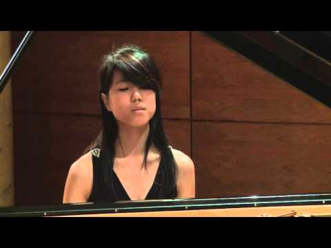 Kate Liu – Chopin Piano Competition 2015 (preliminary round)