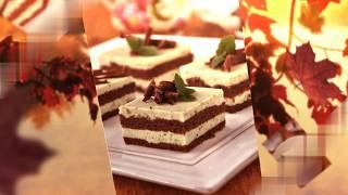 Готовим шоколадный торт с мятно-сливочным кремом. Рецепт вкусного шоколадного торта. Легко и просто!