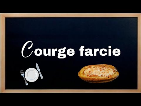 courge-farcie