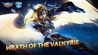 Wrath of the Valkyrie | Fighters on Stormy Sea Trailer: Finale | Mobile Legends: Bang Bang