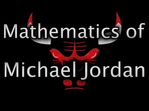 MATHEMATICS OF MICHAEL JORDAN:The numbers 3 6 and 9 that follow him REVEALED!