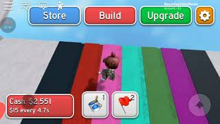 Roblox obby paradise hard one