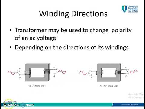 Transformers and Coupled Circuits Part 1