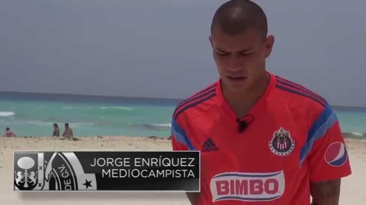 Entrevista Con Jorge Enríquez - YouTube