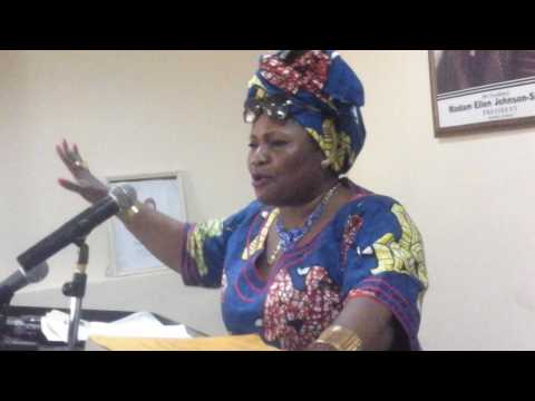 GNN Videos: Juli Endee Announces 7th edition of the golden image award, President Sirleaf nominated