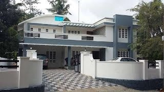 Small Budget modern House 1200 Sft for 12 Lakh | Elevation | Interiors