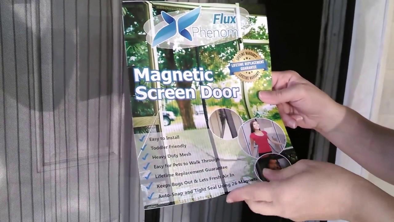Magnetic screen door review amazon purchase youtube magnetic screen door review amazon purchase vtopaller Images