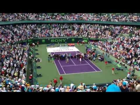 Miami Sony Open ATP Finals 2014