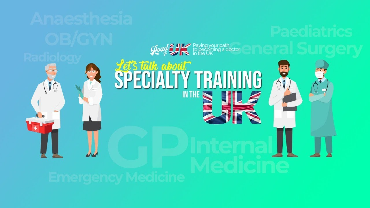 Specialty Training in the UK | Competition Ratios | Portfolio guidance | Tips & Advice