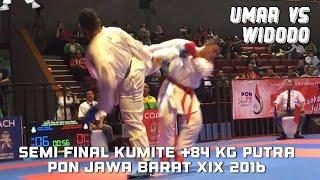 Umar Vs Widodo pada Semi Final PON XIX 2016