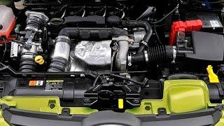 Como poner a tiempo un Ford Fiesta 1.6 litros Econetic
