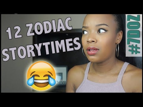 WORST Experience With Each Zodiac Sign!! | #7DOZ