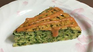 #701-1 chive cake - 부추 케이크