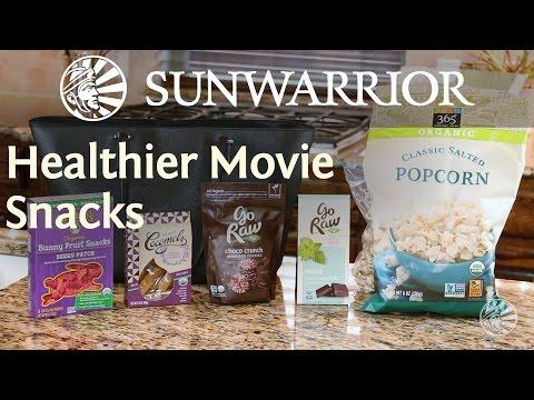 Healthier Movie Theater Treats | Marzia Prince