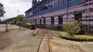 現場實錄,在小人國坐小火車一遊~