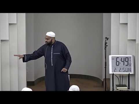 Perfecting our Ikhlaq (Character) | Shaykh Dr. Yasir Qadhi | Fajr Khatira 2/2/2020
