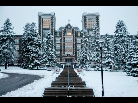 Merry Christmas from The College of St. Scholastica, 2016