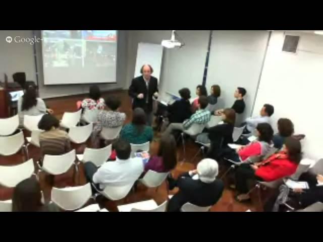 Café Charla Octubre 2013 - Asociación Chilena de Coaching