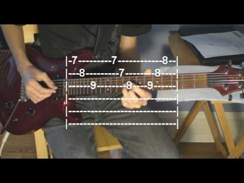 Guitar Lesson: Knights of Cydonia- Muse