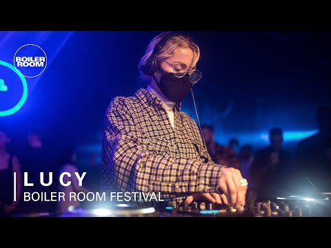 L U C Y | Boiler Room Festival | Day 3: Bass