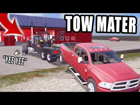 NEW TRUCKS AND SHOP | RESCUING WRECKED CARS | MULTIPLAYER | FARMING SIMULATOR 2017 thumbnail