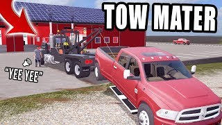 NEW TRUCKS AND SHOP | RESCUING WRECKED CARS | MULTIPLAYER | FARMING SIMULATOR 2017