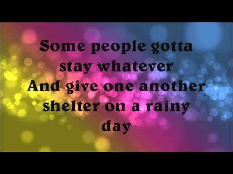 Tina Turner - Two People (Lyrics)