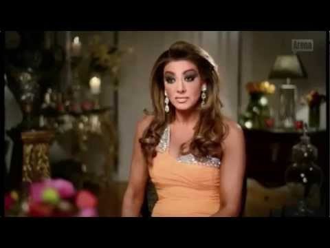 "Gina Liano on Andrea Moss 'She almost morphed into a man"" Real Housewives of Melbourne"