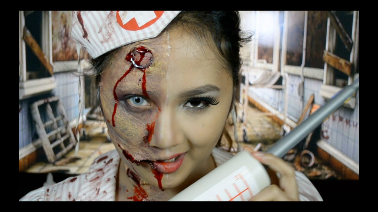 100+ [ Zombie Face Paint Ideas For Halloween ] | Wix Com Face ...