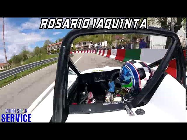 Rosario Iaquinta// Osella PA21 S EVO - Honda// 24^ Cronoscalata Luzzi - Sambucina 2019