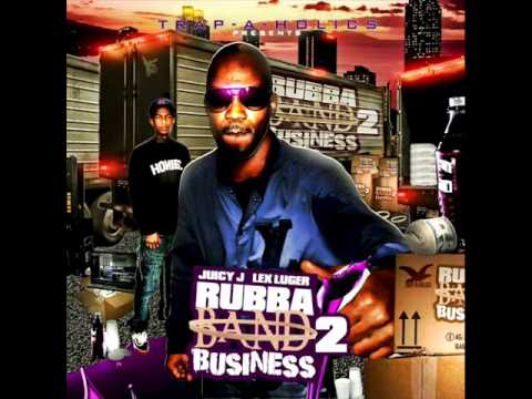 Juicy J - A Zip And A Double Cup - Slowed and Chopped