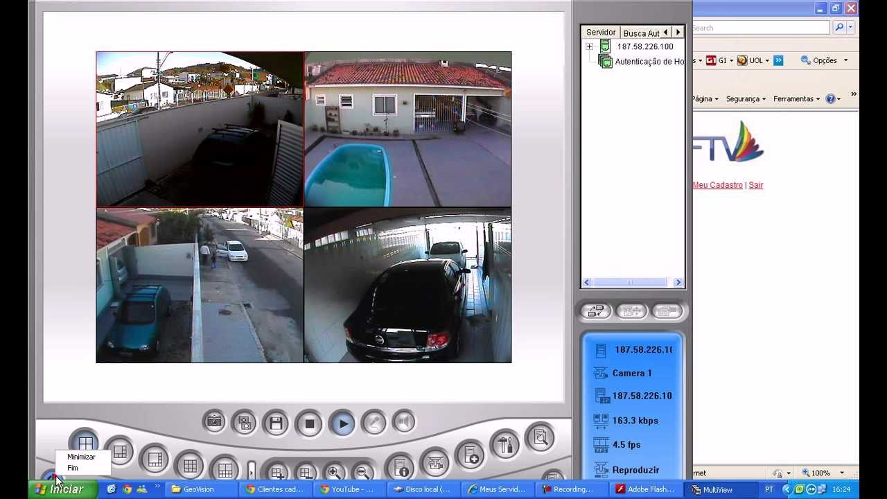 driver geovision gv250 8.2 download