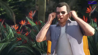 Прохождение [Grand Theft Auto V/5 #4] Папарацци - Секс-видео (60FPS)