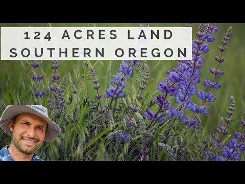 124 Acres Land, Owner Finance, Oregon