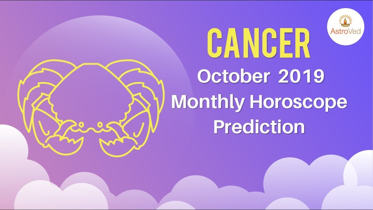 cancer moon sign horoscope monthly
