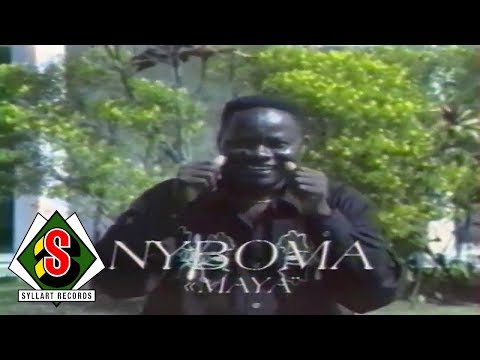 Nyboma -  Maya (Clip officiel)