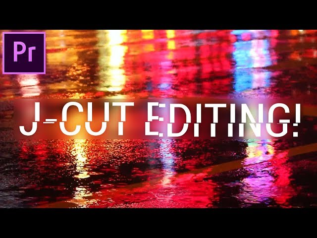 The J CUT: This simple technique is a MUST know for any video editor! (Adobe Premiere Pro)