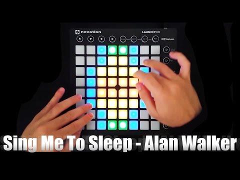 Sing Me To Sleep - Alan Walker - Launchpad MK2 Cover