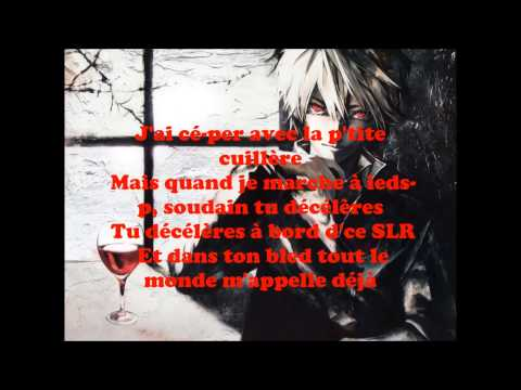 Maitre Gims - Habibi (Nightcore Version + Paroles)