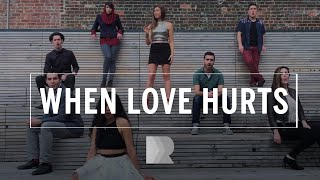 When Love Hurts - RANGE [JoJo Cover]