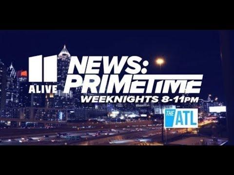 Watch Live: Protests In Metro Atlanta | 11Alive News Primetime