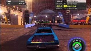 DiRt:Showdown PC Gameplay