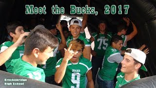 Video Announcements with Meet the Bucks 091117 Higher Res Version