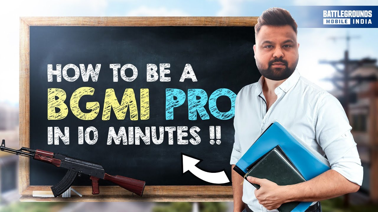 How to Become a BGMI Pro in 10 Minutes | Funny Highlights