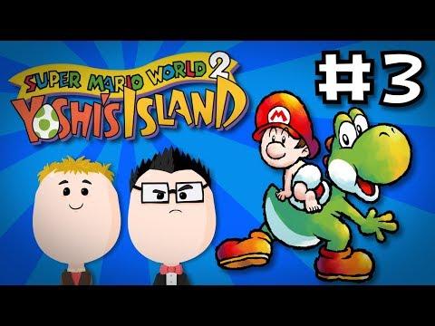 Yoshi's Island #3 | LÅT OSS SPELA