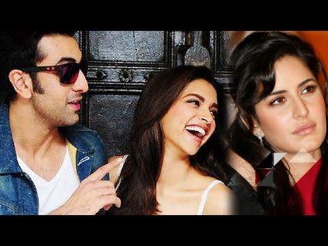 Tamasha: Is Katrina Kaif INSECURE Of Ranbir Kapoor & Deepika Padukone? | Bollywood Gossip