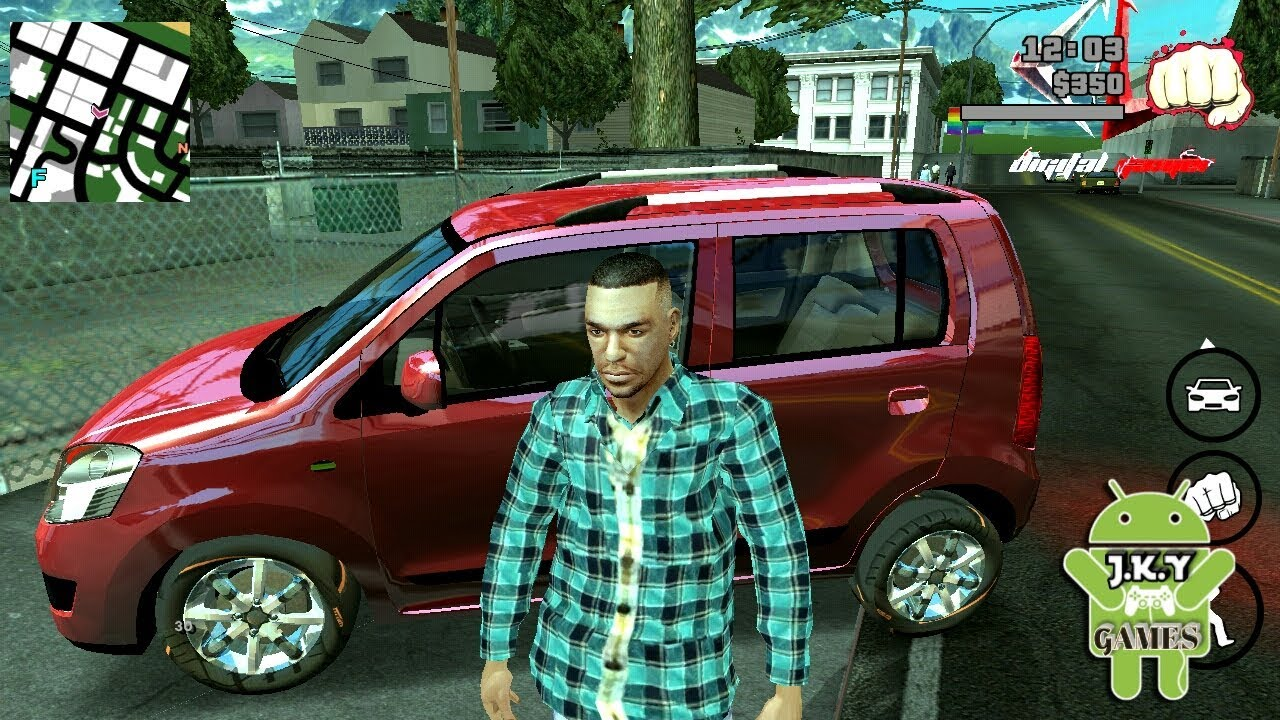 "Gta 4 Lite For Android! All GPU"" Apk+Data Only 550MB  #Smartphone #Android"