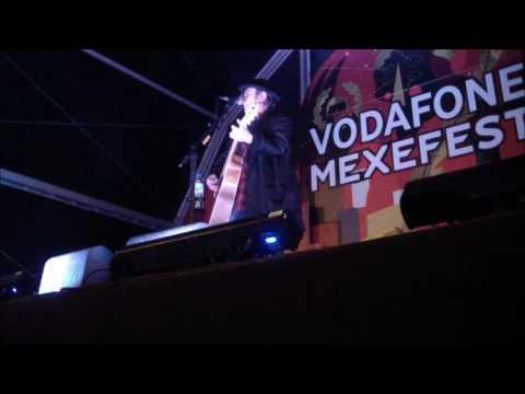 Jorge Palma Vodafone Mexfest 2016