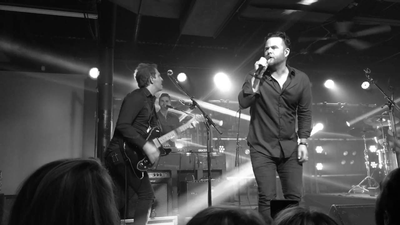 David Nail - Nights On Fire (Live at Midnight Rodeo) HD - YouTube